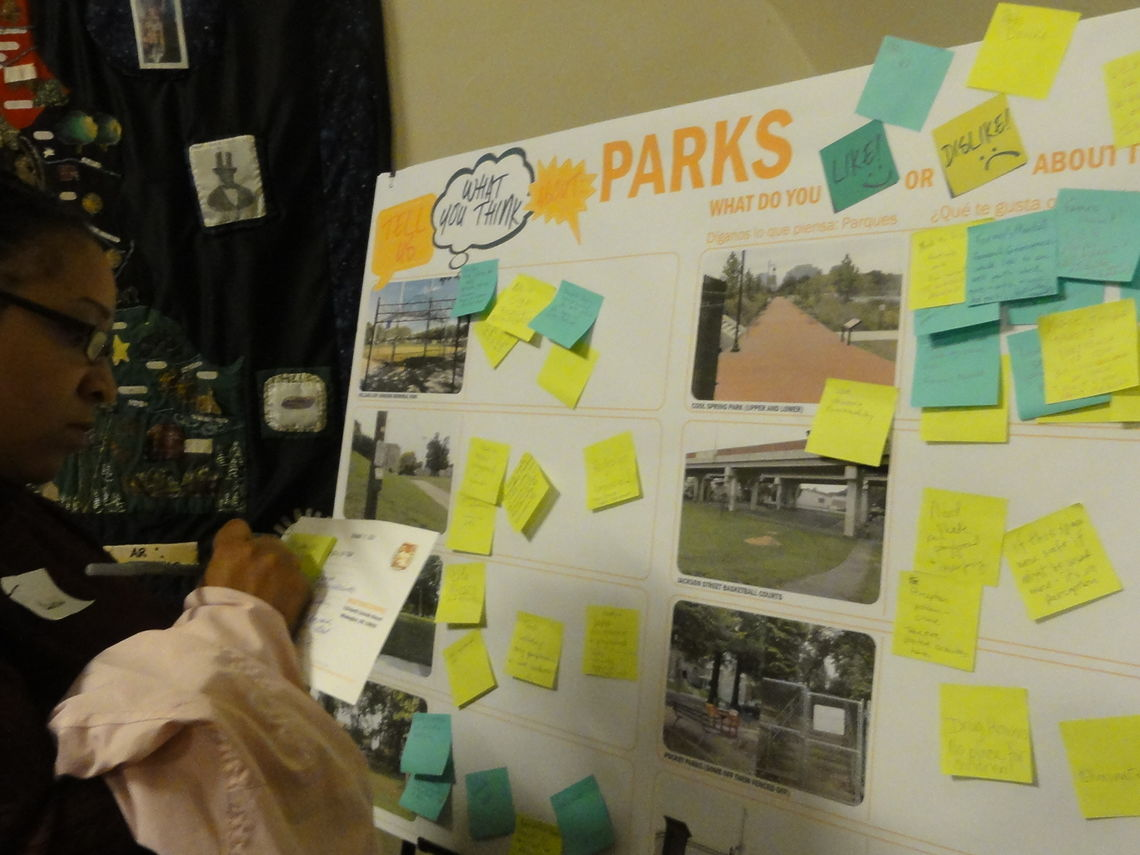 Ideas for parks