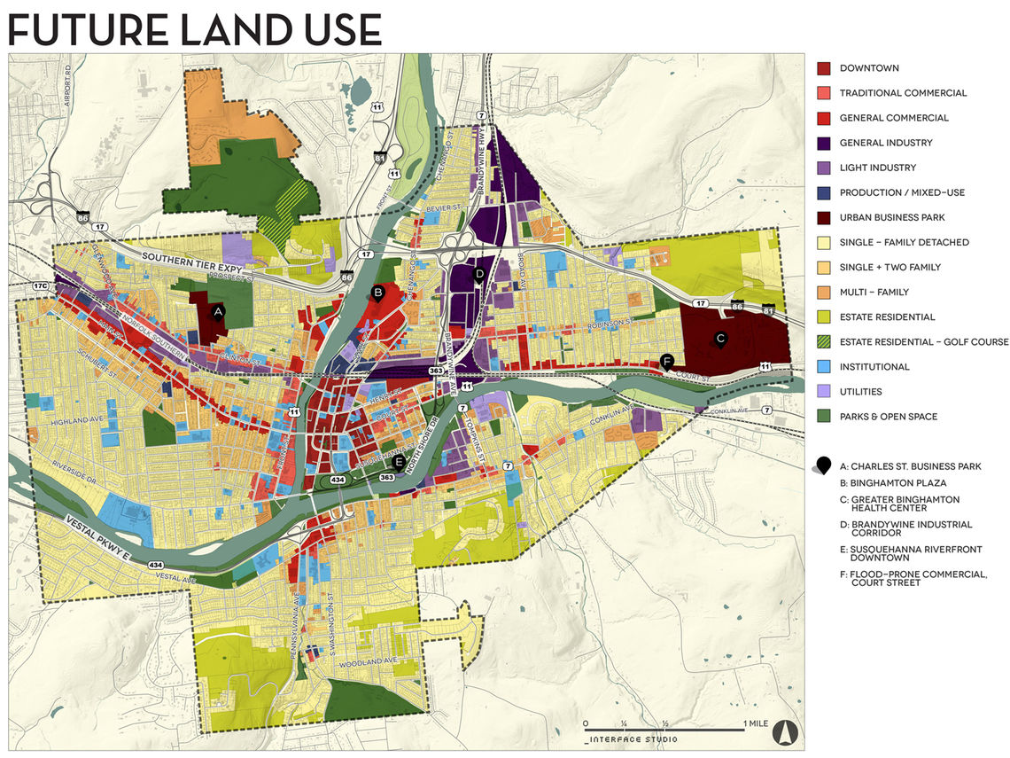 Proposed Future Land Use Map